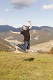 Carpathians góry Fotografia Stock