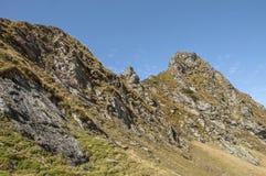 Carpathians mountains in autumn season Stock Photo