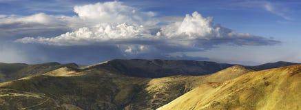 Carpathians mountains. Carpathians National Park, Biosphere Reserve Royalty Free Stock Photo