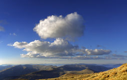 Carpathians mountains. Carpathians National Park, Biosphere Reserve Stock Images