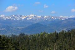 Carpathians Stock Photos