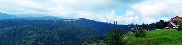 Carpathians Royalty Free Stock Photography