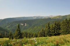 Carpathians, Romania Fotografie Stock Libere da Diritti