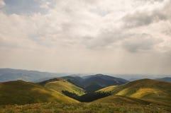 Carpathians, Romania Fotografia Stock