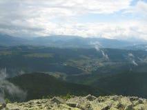 Carpathians, Ucraina Immagine Stock Libera da Diritti