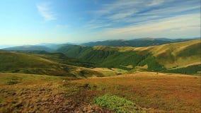 Carpathians Ukraina, Dragobrat lager videofilmer