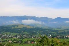 Carpathians Royalty Free Stock Photography