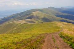 Carpathians Stock Image