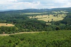 Carpathien blanc, Moravie, République Tchèque photo libre de droits