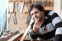 The carpenter stock photos