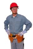 Carpenter 2 Royalty Free Stock Photo