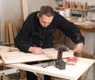 Carpenter Royalty Free Stock Photography