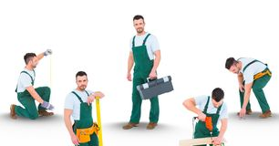 Carpenter collection Stock Image