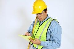 Carpenter Construction Royalty Free Stock Photography