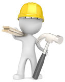 The Carpenter. Stock Image