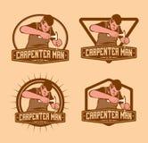 Carpenter Man Stock Photos