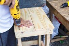 Carpenter. Royalty Free Stock Image