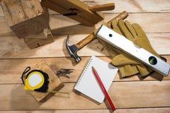 Carpenter's tool Stock Photos
