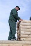 Carpenter's work royalty free stock photo