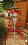 Carpenter's Work Bench Royalty Free Stock Photo