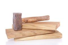 Carpenter Tools Royalty Free Stock Photos