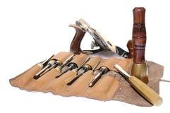 Carpenter tools. Stock Photography