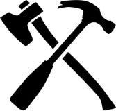 Carpenter Tools vector Stock Images