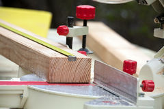 Carpenter workbench Royalty Free Stock Photography