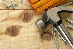 carpenteria Fotografie Stock Libere da Diritti