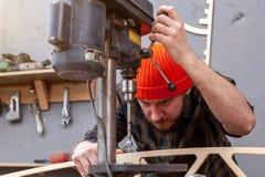 Carpenteria dell'artigianato fotografia stock