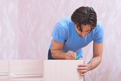 Carpenters Royalty Free Stock Image