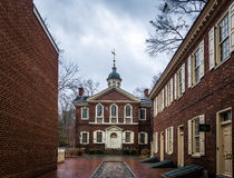 Carpenters Hall - Philadelphia, Pennsylvania, USA Stock Photography