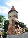 The Carpenters Tower sibiu Royalty Free Stock Images