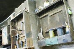 Carpenters workshop Royalty Free Stock Images