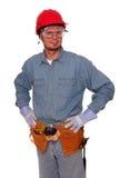 Carpentiere 2 Fotografia Stock Libera da Diritti