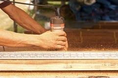Carpentiere Immagini Stock