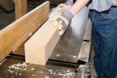 Carpentiere & macchina utensile. Fotografia Stock Libera da Diritti