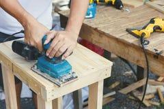 Carpentiere Tool immagini stock
