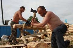 Carpentieri Immagine Stock Libera da Diritti