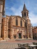 Carpentras, Воклюз, Провансаль, Франция: старый собор  стоковые фото
