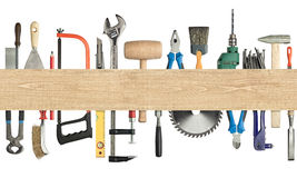 Carpentry background Stock Photography