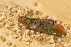Carpentry motif. Royalty Free Stock Photos