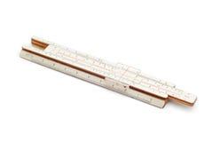 Carpentry ruler Royalty Free Stock Photo