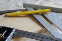 Carpentry Royalty Free Stock Photo
