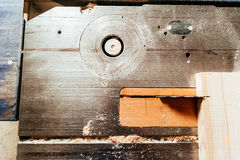 Carpentry tool Royalty Free Stock Images