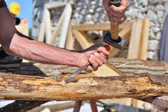 Carpentry Two Stock Photo