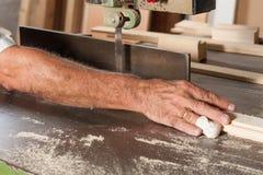 Carpentry  works Stock Image