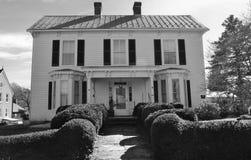 Carper House, Fincastle, Virginia, USA Royalty Free Stock Photo
