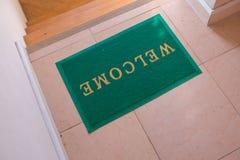 carpet гостеприимсво Стоковое Изображение RF