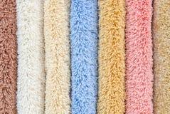 carpet различные образцы Стоковые Изображения